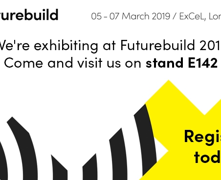 Biotecture Living Walls exhibited at Futurebuild
